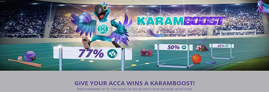 Karamba Acca Promo