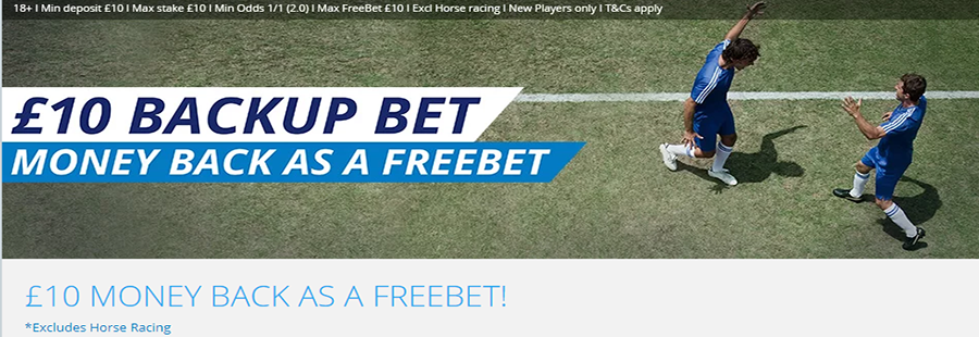 Sportingbet Welcome Bonus