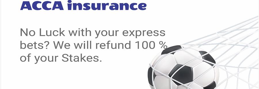 Vbet Acca Insurance
