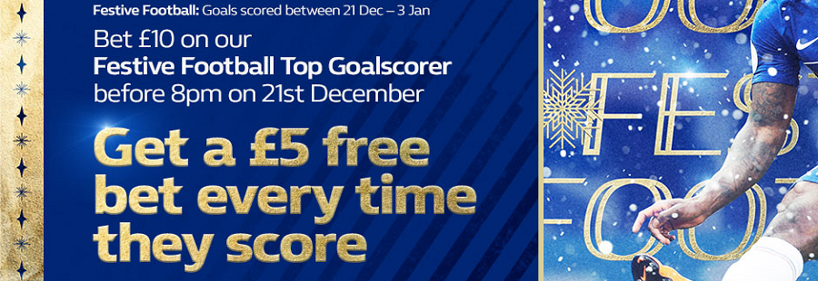 william hill christmas promotion