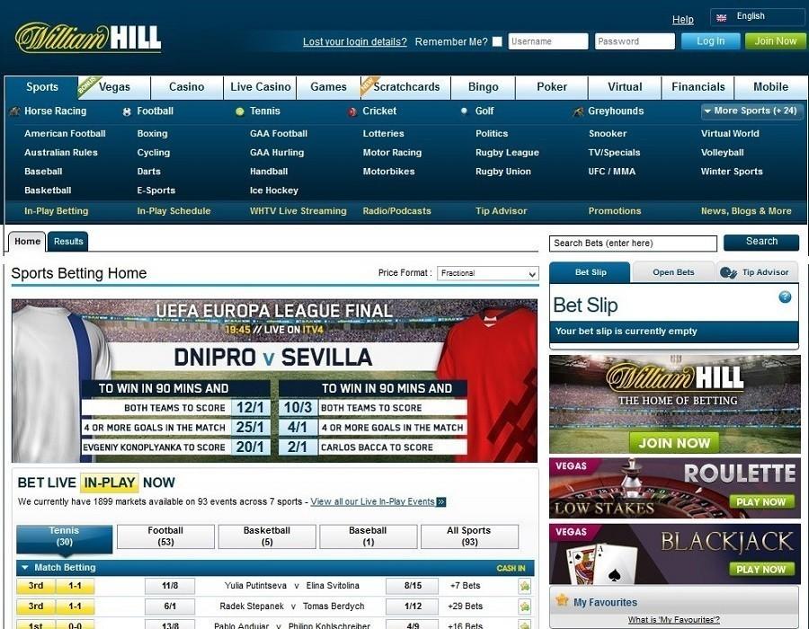 william hill football offer