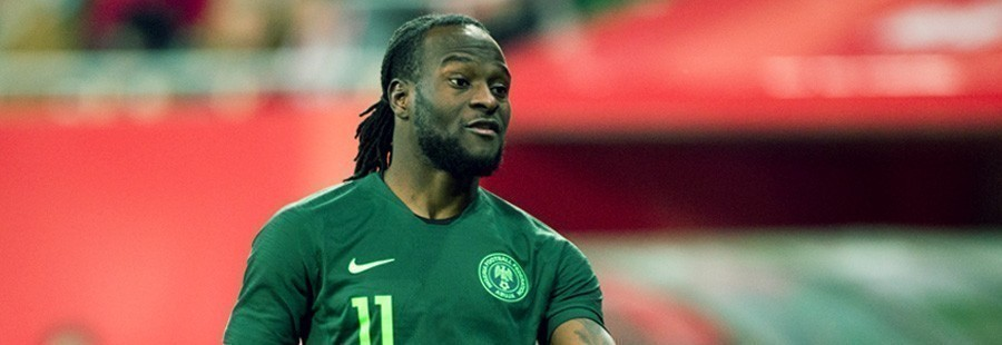 Victor Moses World Cup