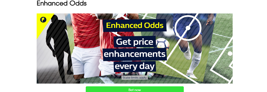 william hill enhaced odds for the 2018 world cup
