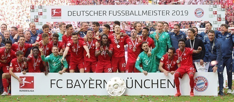 Bundesliga Winners 2019