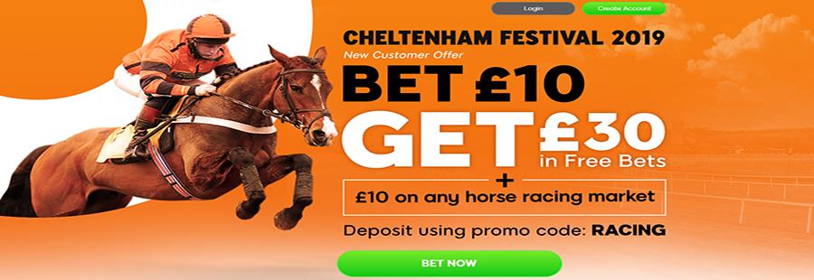 2019 888Sport Cheltenham Promotion