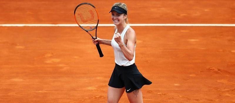 Svitolina Italian Open