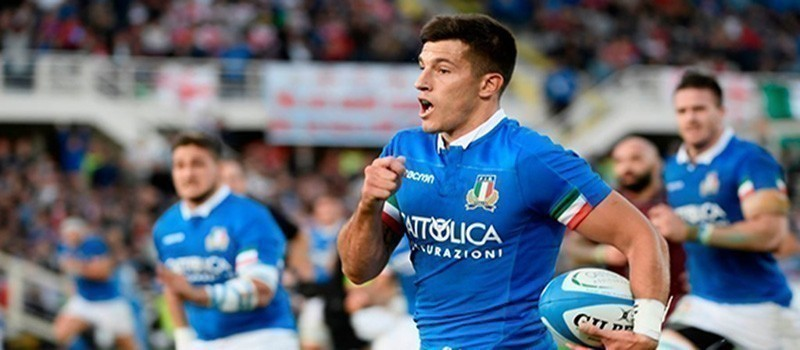 Italy Six Nations 2019