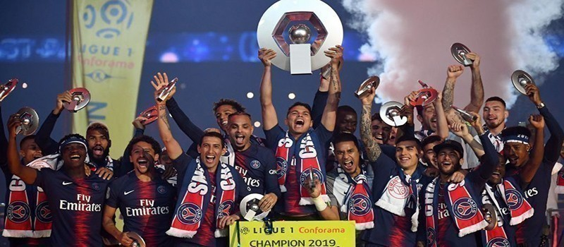 ligue 1 winners 2019