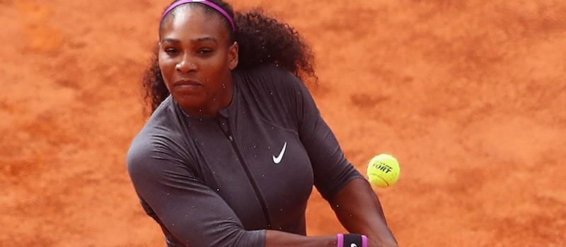 Williams Italian Open