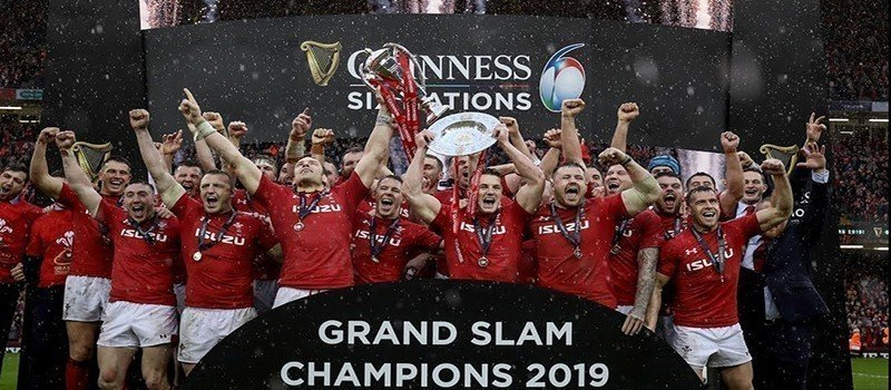 Six Nations Winners 2019