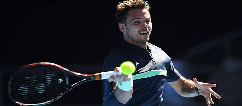 Stan Wawrinka Indian Wells
