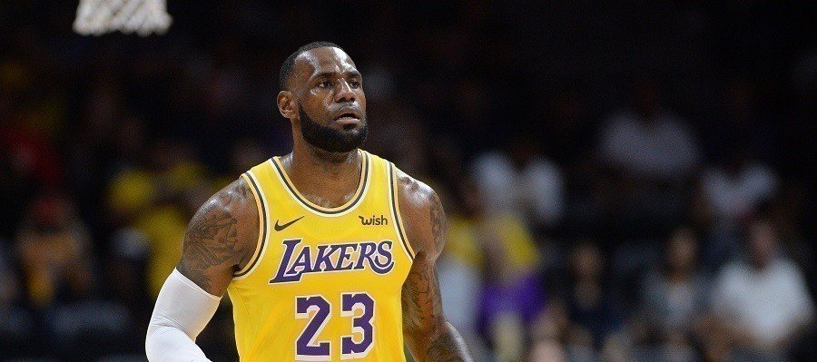Prédiction NBA saison 2019-2020 Lakers