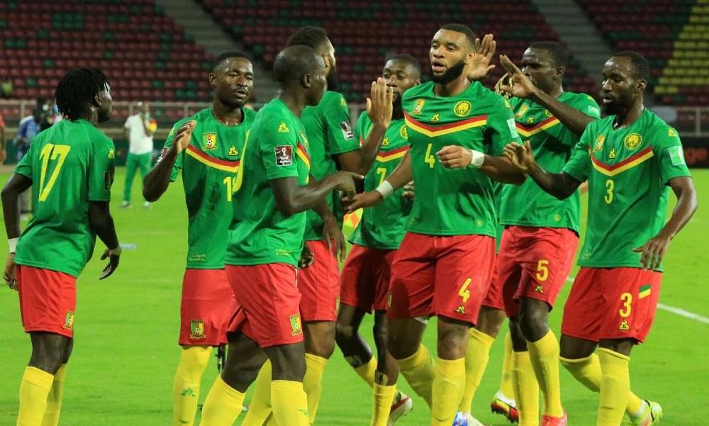 Kameroen - Afrika Cup 2021