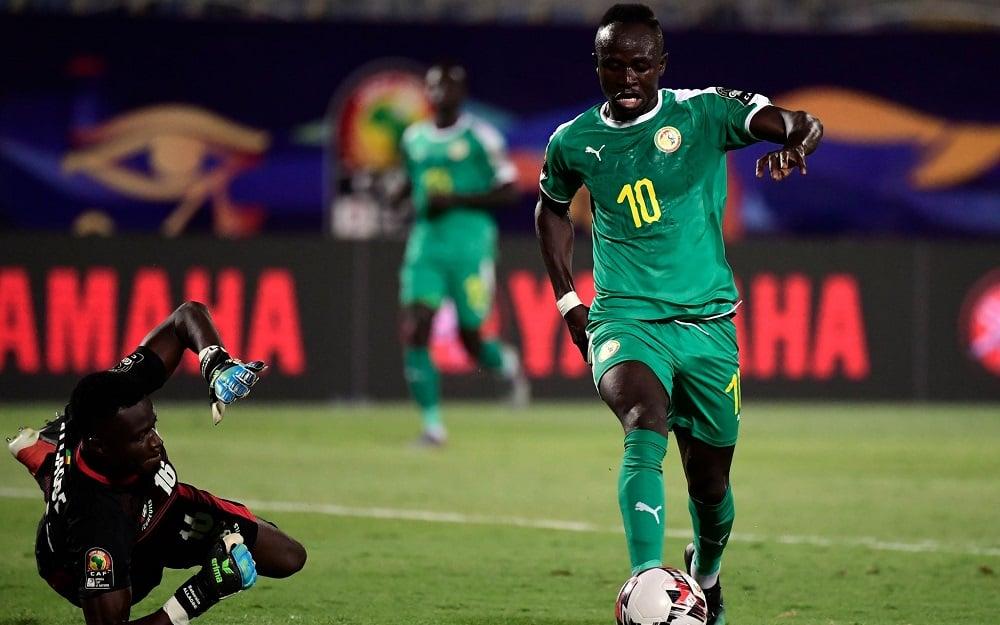 Senegal - Afrika Cup 2021