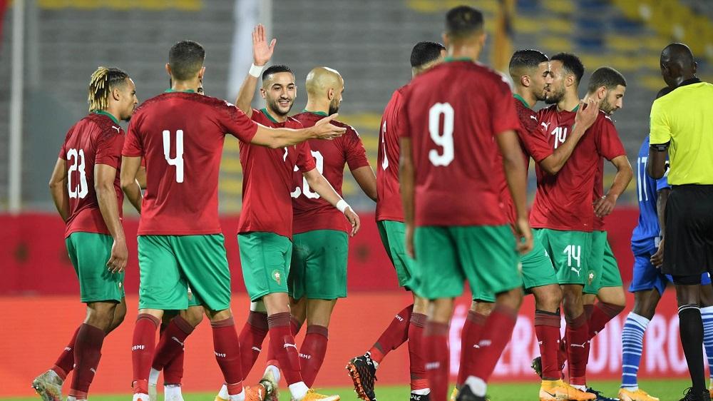 Marokko - Afrika Cup 2021