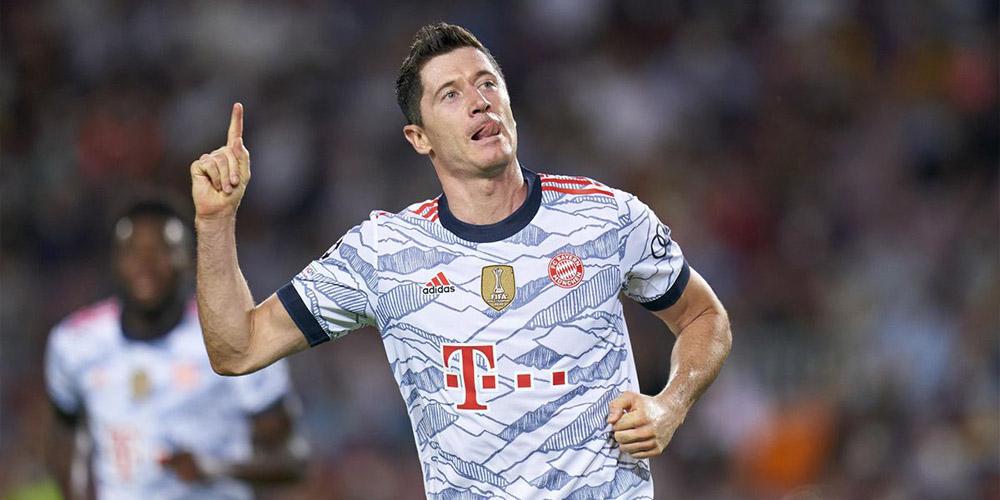 Topscorer Champions League voorspelling Lewandowski