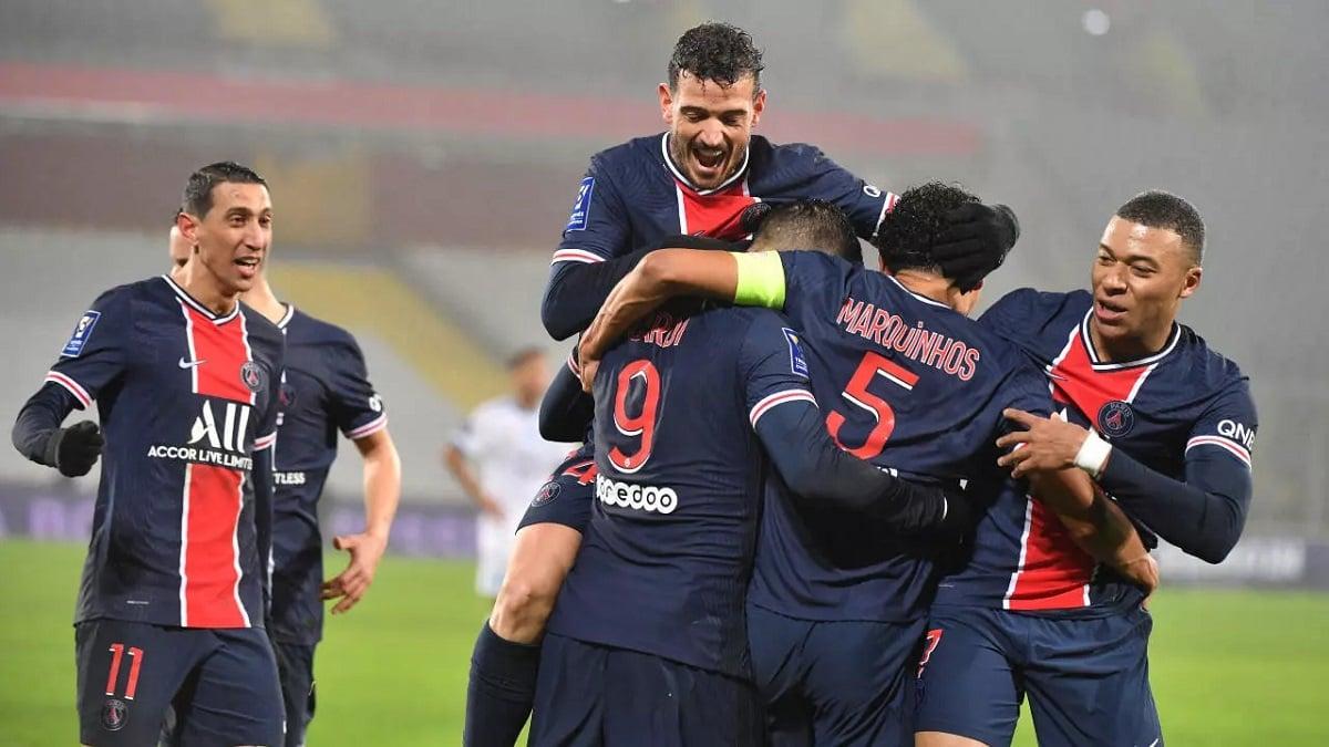 Pronostic Vainqueur Coupe de France - 2020-2021