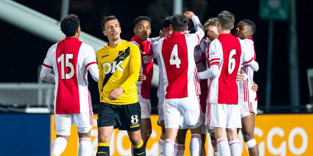 Eerste Divisie voorspellen jong Ajax