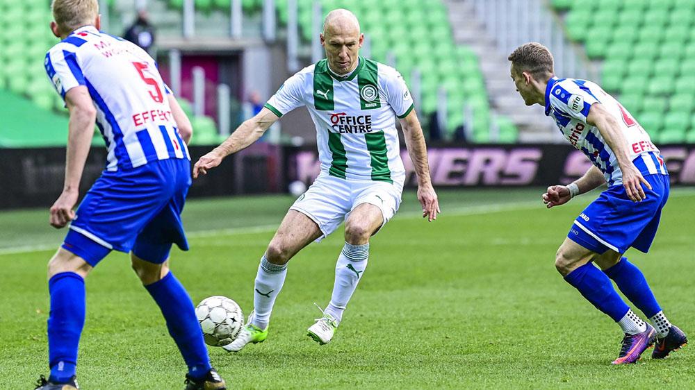 Voorspelling wedstrijden Eredivisie - 2020 2021