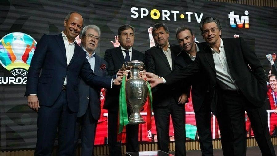 TVI transmite 22 jogos e 100% da Seleção Nacional
