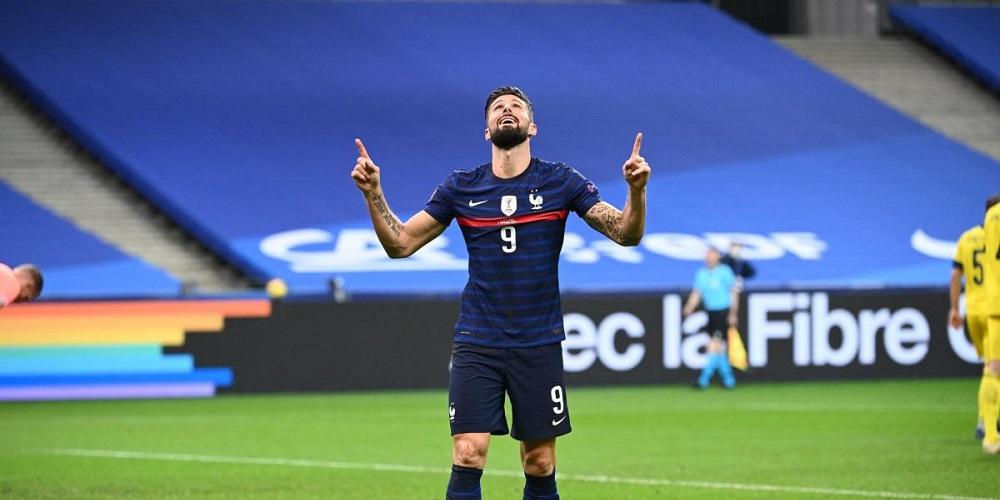 Parier Buteurs Français Euro - Giroud