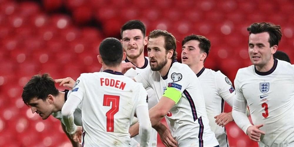 Calendrier Euro 2020 - Football - Angleterre