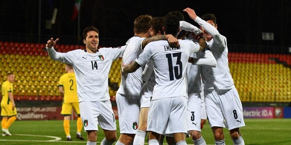 Calendrier Euro 2020 - Football - Italie