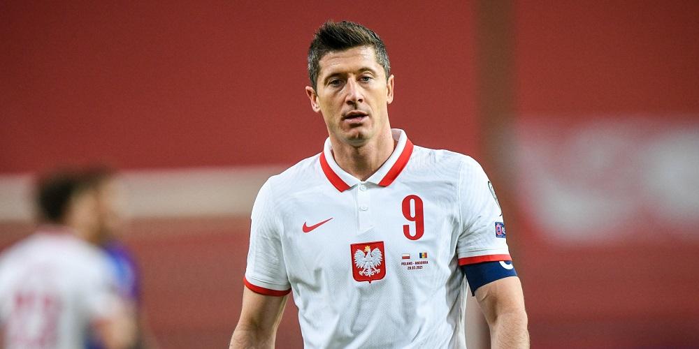 Apuestas máximo goleador - Euro 2020 - Lewandowski
