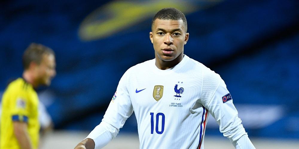 Apuestas máximo goleador - Euro 2020 - Mbappé