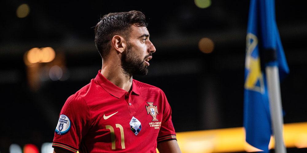 Bruno Fernandes melhor marcador do Euro 2020?