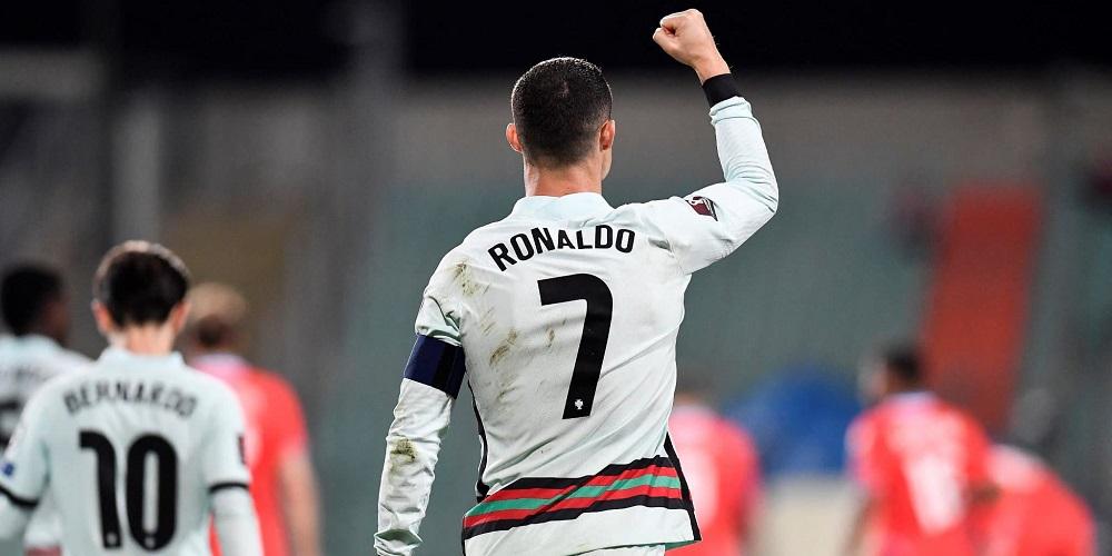 Apuestas máximo goleador - Euro 2020 - Ronaldo