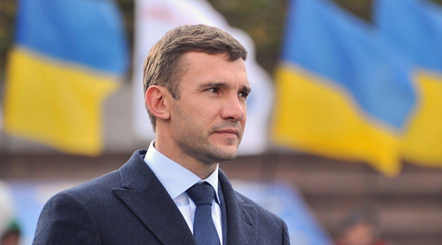 Ucrania - Euro 2020