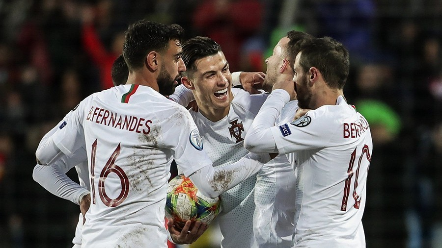 Grupo F - França, Alemanha, Portugal, (por definir)