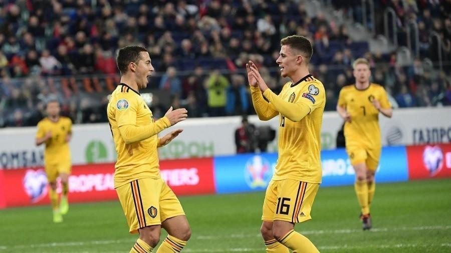 Pronostic Vainqueur Euro - Belgique