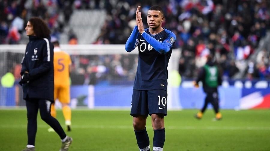 Pronostic Vainqueur Euro - France