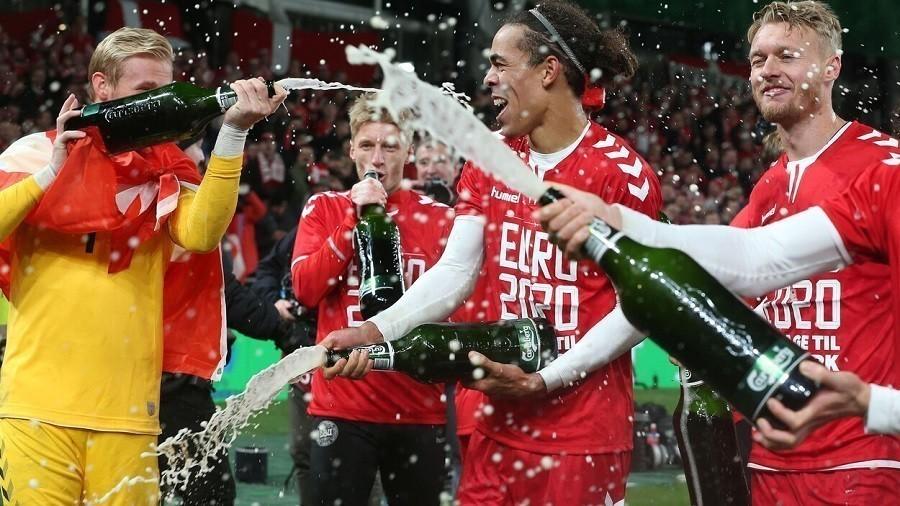 Qualifiés Euro 2020 - Football