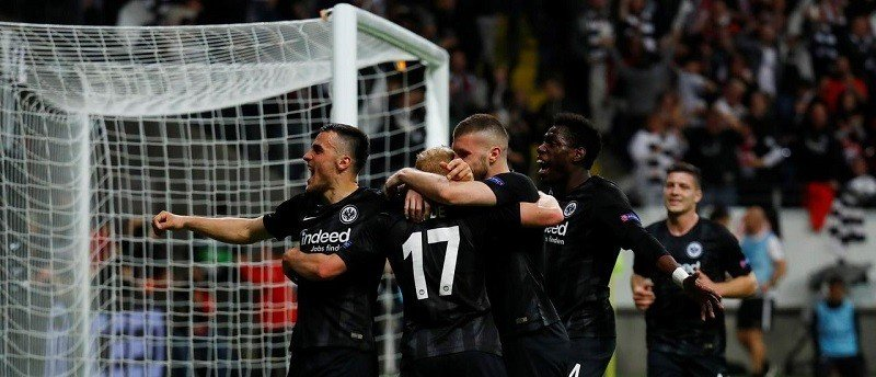 Eintracht Fráncfort Europa League