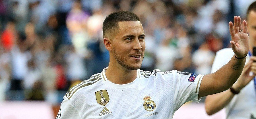 real madrid - hazard