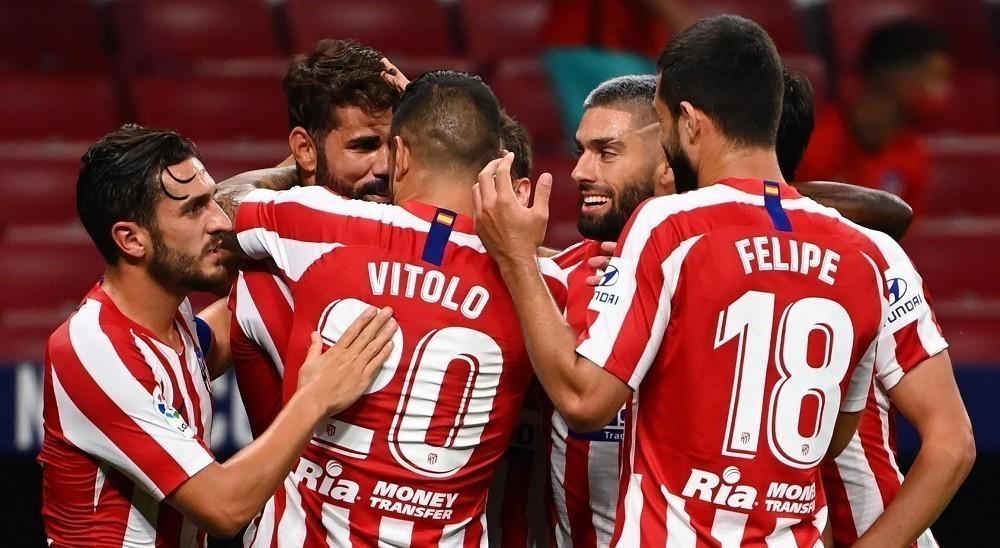 Prognósticos La Liga Santander - Atlético de Madrid