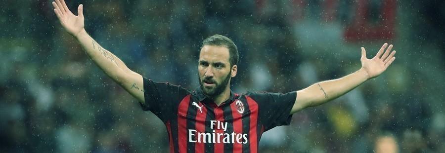 Apostar na Série A italiana - AC Milan