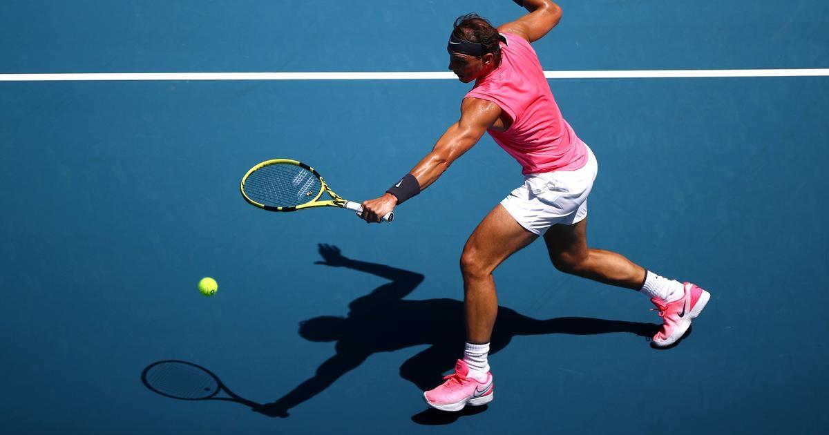 Parier Open Australie - Tennis