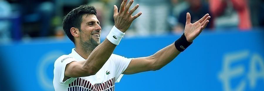 Novak Djokovic Masters 1000 Madrid