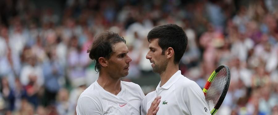Wimbledon 2019 - Nadal Djokovic