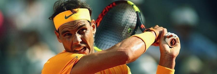 Parier Nadal - Rolan Garros 2018