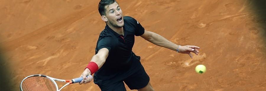 Parier Thiem - Roland Garros 2018