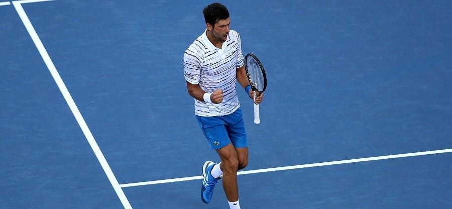 Pronóstico ganador US Open Novak Djokovic