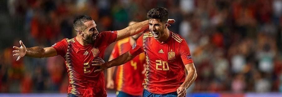 Prognósticos Liga das Nações da UEFA - Espanha