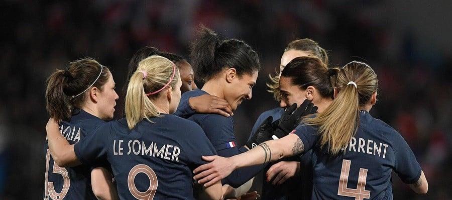 Mundial feminino 2019 - França
