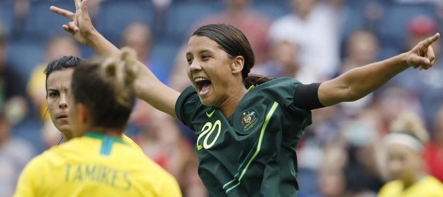 Australie - Coupe du Monde Féminine