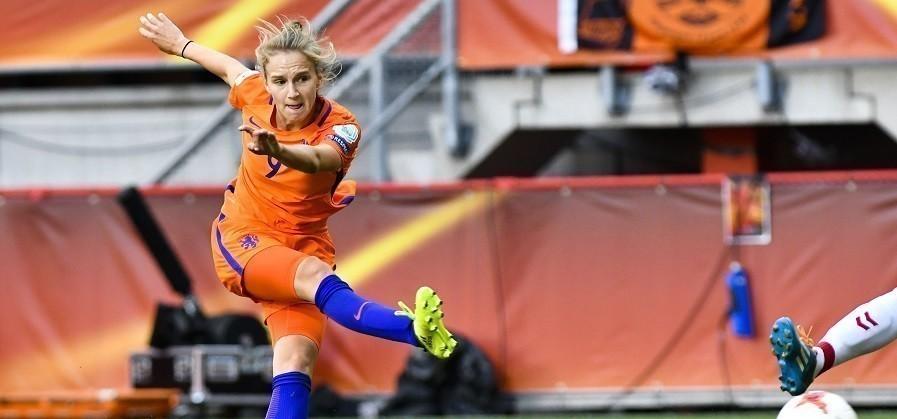 Pays Bas - Coupe du Monde Féminine